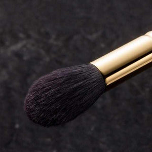 [Makeup Brush] Long Highlight Cheek Brush (Round) 40mm | Makeup Brush