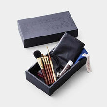 Load image into Gallery viewer, [Makeup Brush] Long 5-Piece Set With Pouch | Makeup Brush