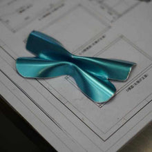 Load image into Gallery viewer, [Tie] Bow Tie Papillion Ulysses | Sheet Metal Processing