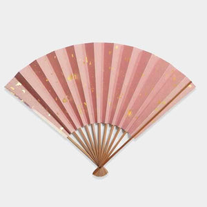 [Hand Fan] Folding Fan Tea Rack Set Cloud | Edo Folding Fans