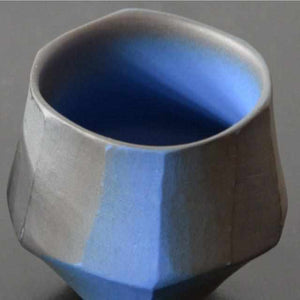 [Mug (Cup)] Deep Sea Cup Angle (Large) | Pottery and Porcelain
