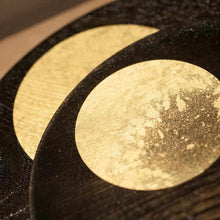 Load image into Gallery viewer, [Bowl] Oborotsuki Bowl 240 (Lacquer) | Kanazawa Gold Leaf