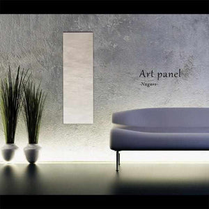 [Wall Decor (Wall Art)] Art Panel Style-Silver Foil- (S, M, L) | Kanazawa Gold Leaf