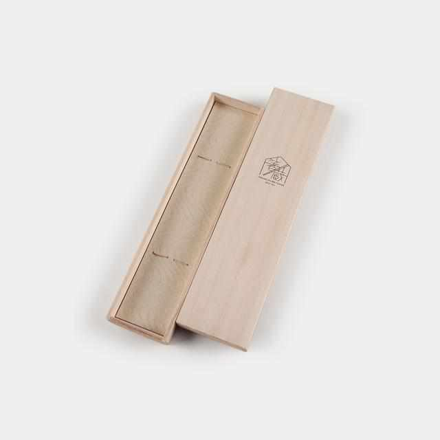 [Chopsticks] Gift Box For Gifts For 2 Paulownia Boxes | Wakasa Lacquerware