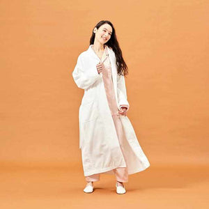 [Roomwear] Premium Bathrobe Supima Cotton | Sewing