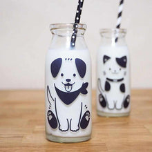 Load image into Gallery viewer, [Glass] Milk Smile Magic (Dog & Cat) 2 Pieces