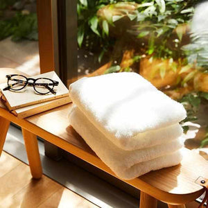 "[Towels] Sarala ""En"" Face Towel (2-Piece Set) 
