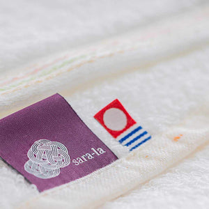 "[Towels] Sarala ""En"" Bath Towel (2-Piece Set) 
