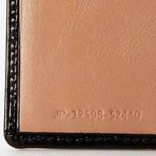 Load image into Gallery viewer, [Wallet / Bag] Satori Bi-Fold Wallet (No Coins) (Inkstone) | Leather work