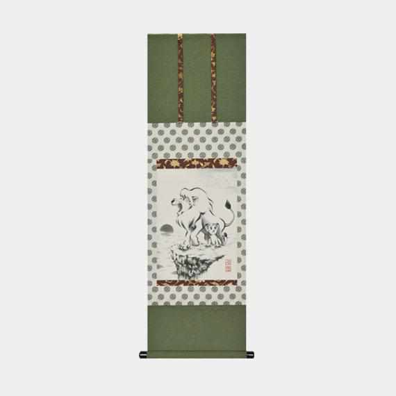 [Wall Scroll (Hanging Scroll)] Jungle Emperor A3 Standing | Wall Scroll (Hanging Scroll)