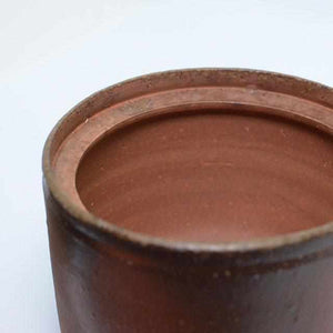 [Spice Jar (Container)]  Small Bowl (Lid) (Small) | Bizen Wares