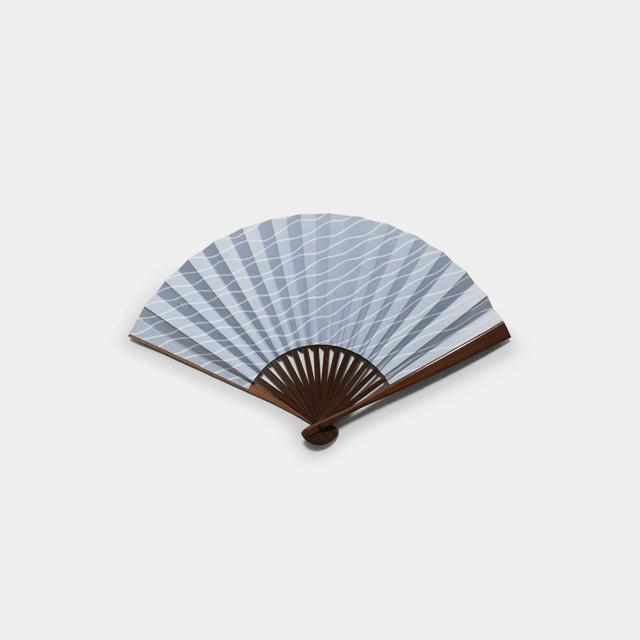 [Hand Fan] Woman'S Standing Spring Color Ground Karaki Bamboo | Edo Folding Fans