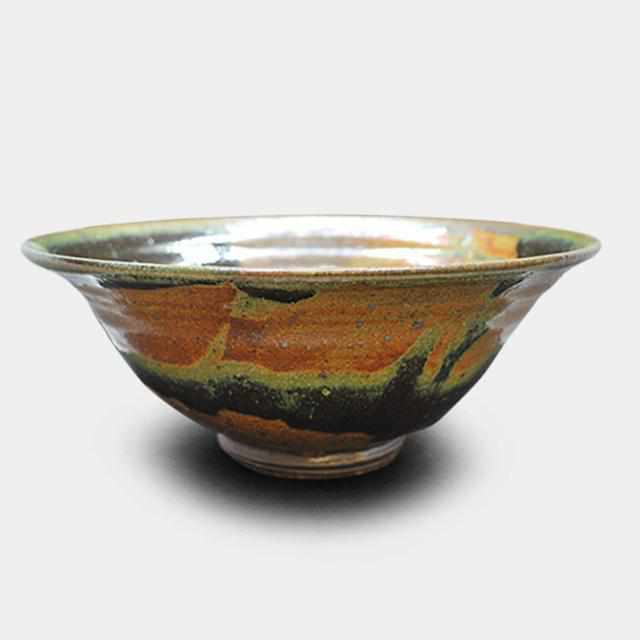 [Bowl] Oribe Large Bowl | Pottery and Porcelain