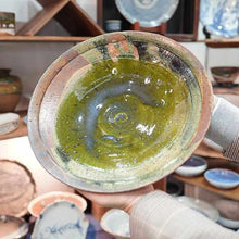 Load image into Gallery viewer, [Bowl] Oribe Large Bowl | Pottery and Porcelain