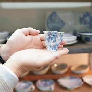 [Sake Cup] Fujin Guinomi | Pottery and Porcelain