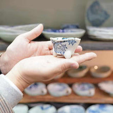 Load image into Gallery viewer, [Sake Cup] Three-Legged Dragon Guinomi | Pottery and Porcelain