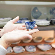Load image into Gallery viewer, [Sake Cup] Moon Guinomi | Pottery and Porcelain