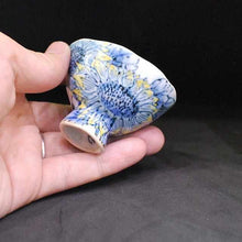 Load image into Gallery viewer, [Sake Cup] Sunflower Guinomi | Pottery and Porcelain