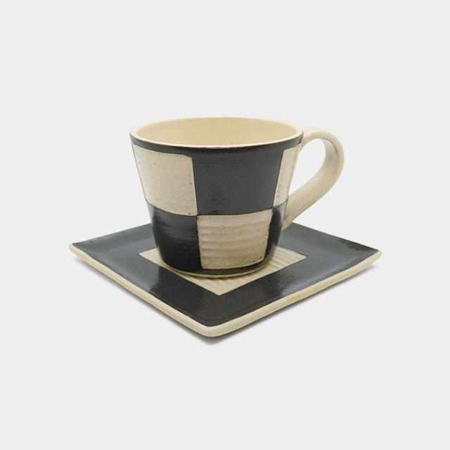 [Mug (Cup)] Coffee Cup & Saucer E | Pottery and Porcelain