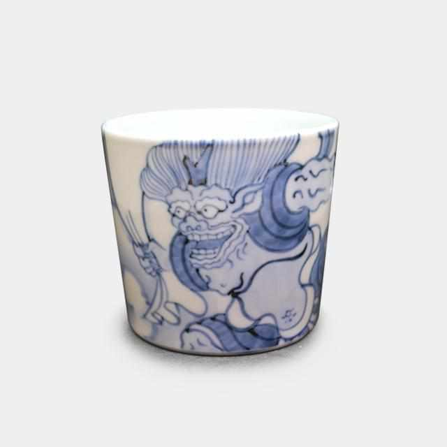 [Mug (Cup)] Fujin Cup (Whole Body) | Imari-Arita Wares