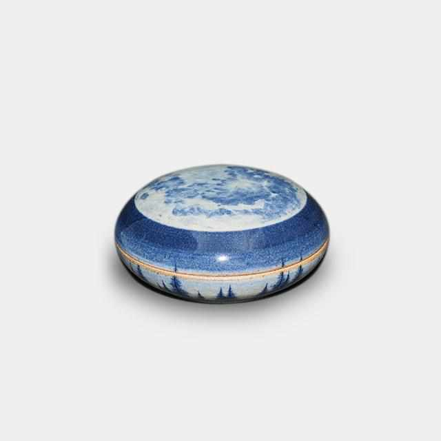 [Incense] Star Shower Kogo Small Plate | Pottery and Porcelain