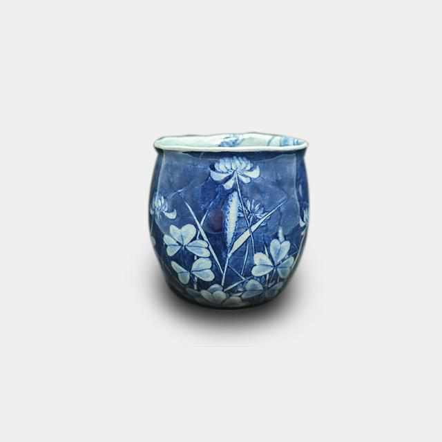 [Japanese Tea Cup] Renge Yunomi | Pottery and Porcelain