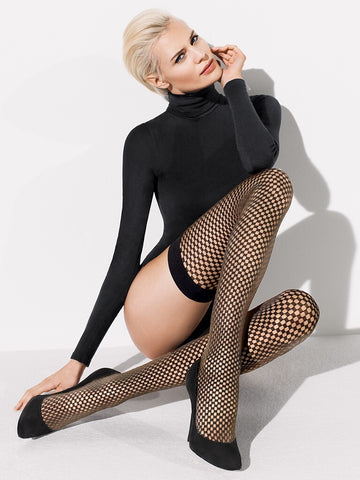 Wolford Niki Tights - Je Te Veux - 1