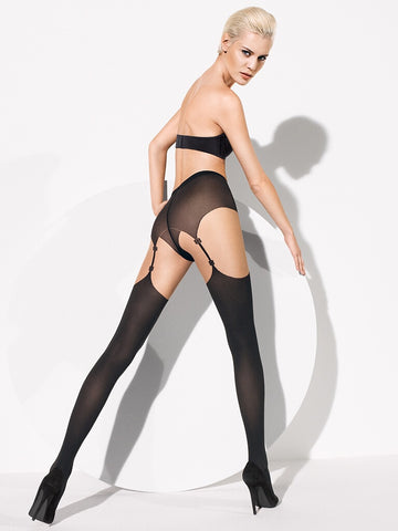 Wolford Shania Tights - Je Te Veux - 1