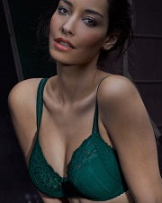 PrimaDonna Couture (Green) Full Cup Bra
