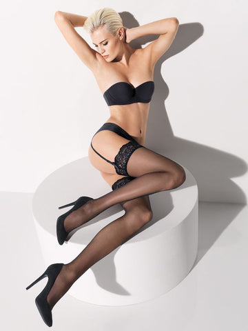 Wolford Affaire 10 Stockings - Je Te Veux