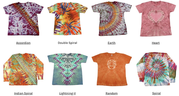 Tie-Dye Galleries