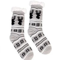 Nuzzles Slipper Socks