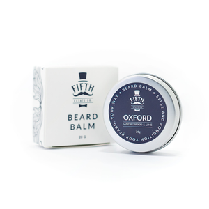 Beard Balm - Sandalwood & Lime (Oxford)