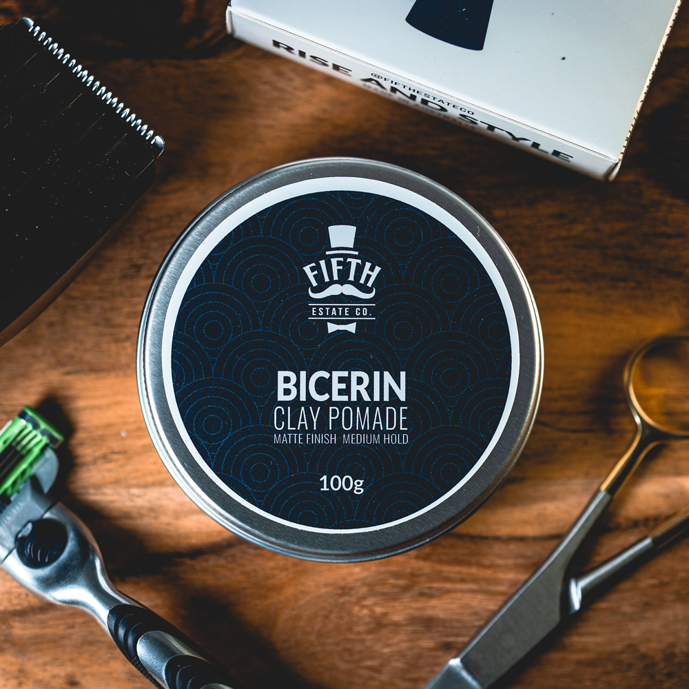 Bicerin - Clay Men's Pomade