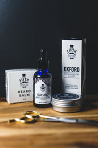 Men's Hair & Beard Care Kit