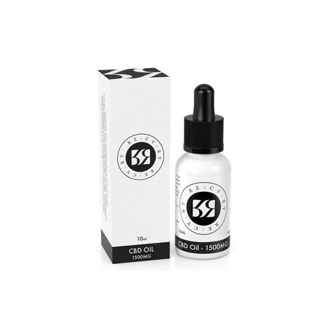 RE:CV:RY 500mg CBD Broad Spectrum Oil 10ml
