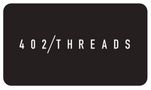 402threads Gift Card