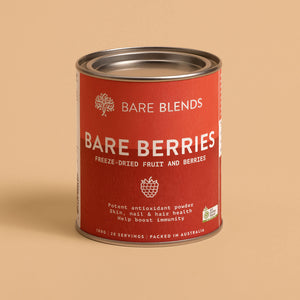 Bare Berries - antioxidant powder