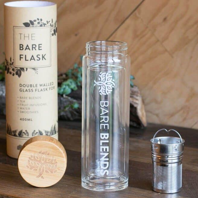 The Bare Flask