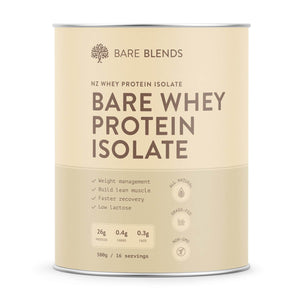 Bare Whey Protein Isolate