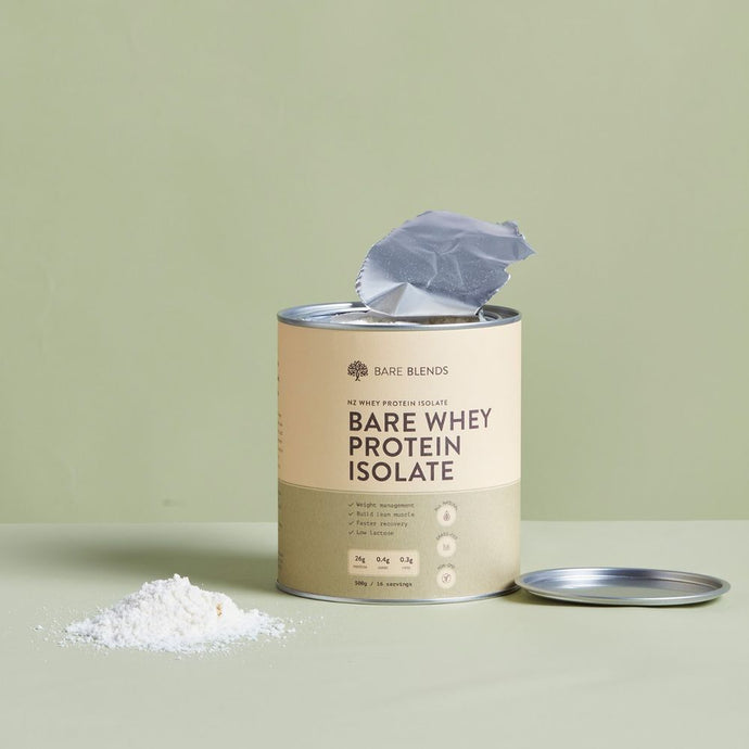 Bare Whey by Bare Blends