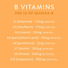 Load image into Gallery viewer, Quinoa B Vitamins