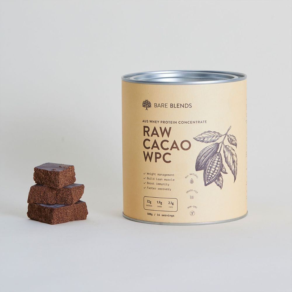 Raw Cacao WPC