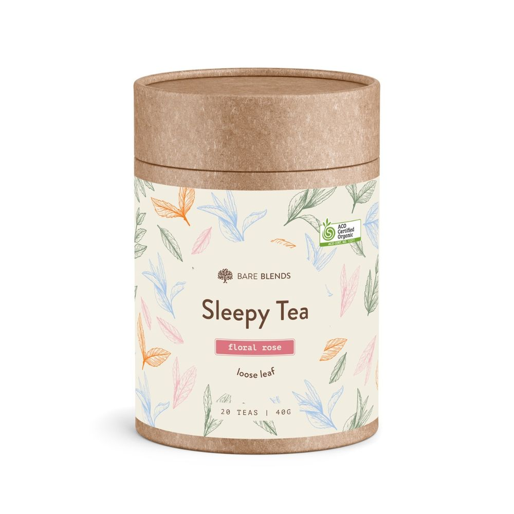 Sleepy Tea Floral Rose