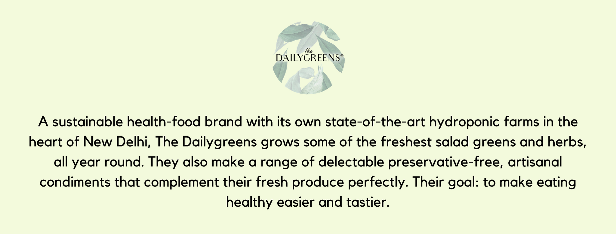 The Dailygreens