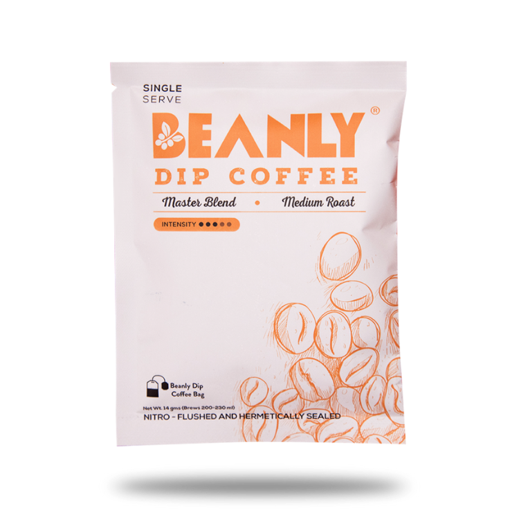Beanly Master Blend Dip Coffee