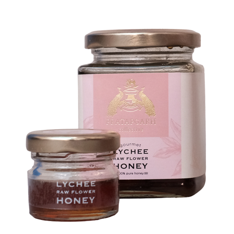 Pratapgarh Collective Lychee Raw Flower Honey