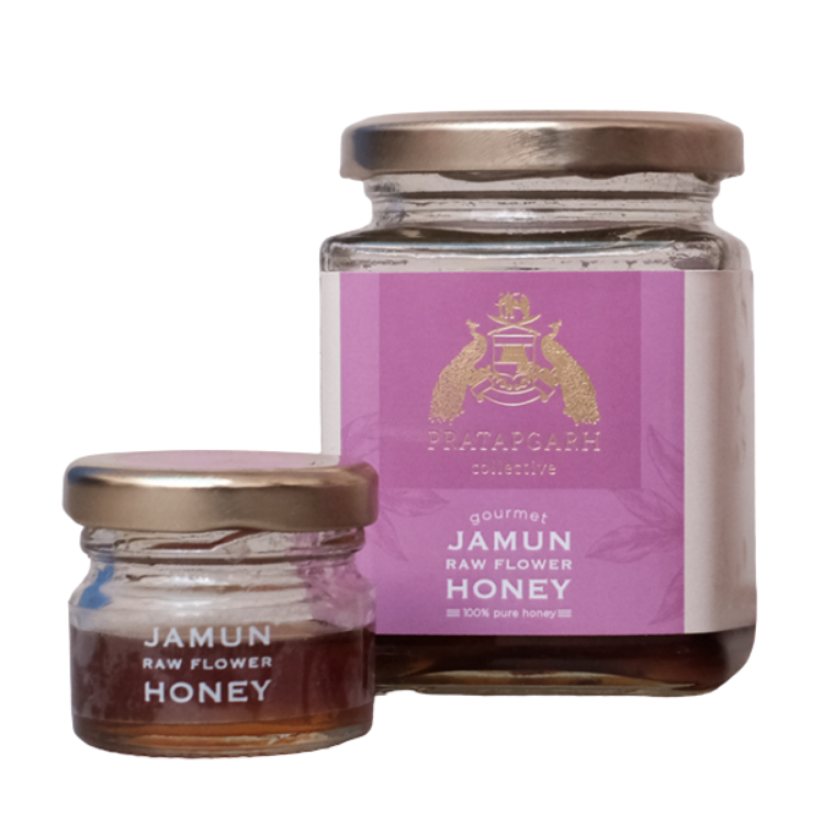Pratapgarh Collective Jamun Raw Flower Honey