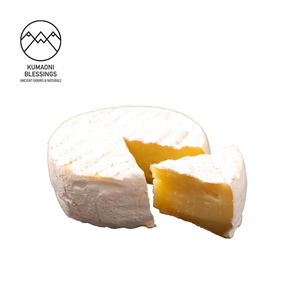 Kumaoni Blessings Fromage º5 - Camembert Style Bloomy Rind Cheese (250g)