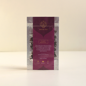 Ahista Tea - Palace Breakfast (Assam & Darjeeling Blend)